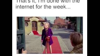Hillary Wonka and the Chocolate Factory