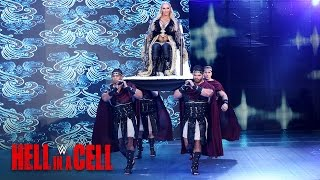 Nonton Charlotte Flair Makes An Epic Entrance At Boston S Td Garden  Wwe Hell In A Cell 2016 Film Subtitle Indonesia Streaming Movie Download