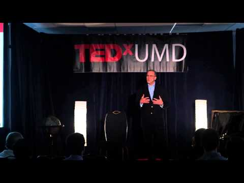 The power of yes and the wisdom of no: Jose Gerald Suarez at TEDxUMD