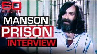 Video Charles Manson's first prison interview | 60 Minutes Australia MP3, 3GP, MP4, WEBM, AVI, FLV April 2019