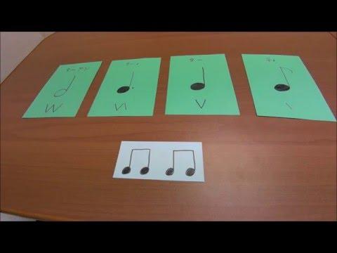(ピアノ初心者向け)音符の長さの覚え方♪~2拍子のリズム