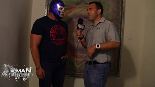 Legendary Mexican luchador Blue Demon Jr. was part of the annual CCW Cinco de Mayo event in at Coyo Tacos in Miami, Fl.  The legend spoke about his time in Lucha Underground, training Pentagon Jr. and his brother and Alberto Del Rio and having a stake in NWA Mexico.