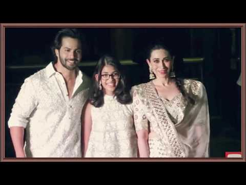 Video Karishma Kapoor daughter looking gorgeous and beautiful and she is copy of her mother download in MP3, 3GP, MP4, WEBM, AVI, FLV January 2017