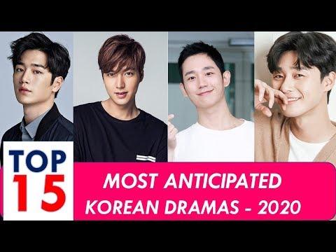 15 Most Anticipated Korean dramas of 2020