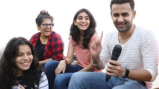"""WOULD YOU RATHER"" Make Out In a Car or Theatre - Part 1 