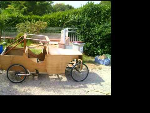 comment construire petite voiture