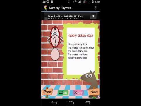 Video of Nursery Rhymes 55+