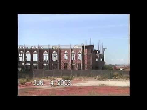 Construção e Inauguração do Templo Sede