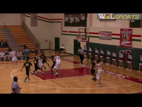 The Woodlands Highlanders vs. Conroe Tigers Men's Basketball Highlights, 2010