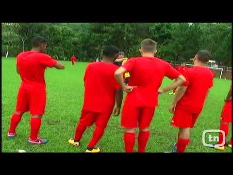 TN TV Mostra os Atletas selecionados para atuarem no Boston City FC Brasil.