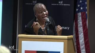 Tebelelo Mazile Seretse, Ambassador of Botswana to the United States