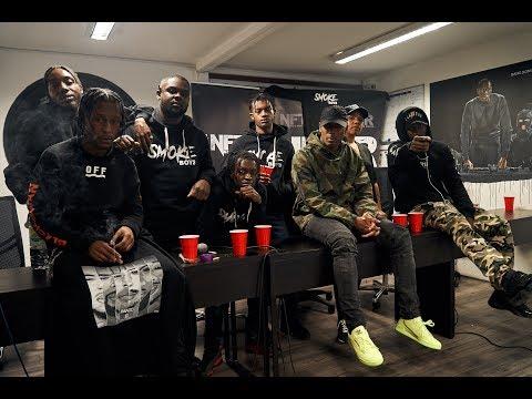[NFTR] Section Boyz change name to Smoke Boys talk Don't Panic II, Break, UK rap, Drake and more