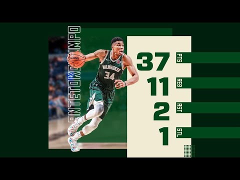Video - NBA: Σόου Αντετοκούνμπο, σούπερ κάρφωμα και τσαμπουκάδες [βίντεο]
