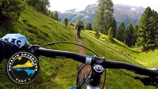 After finishing up my trip with Ben Jones I headed over to Pontresina to ride with my buddy Darco from Allegra Tourism. We had ...