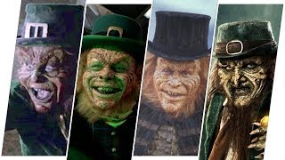 Leprechaun Evolution in Movies.