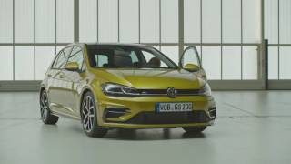 2017 VW Golf 7 Dış Tasarım Videosu