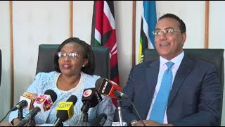 Balala's agenda 1: meetings with tourism officials