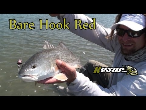 Bare-Hook Red - kayak fishing, kayak photos, kayak videos