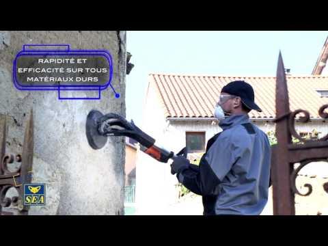 Disque auto agrippant carbure de tungstène diam 225 mm