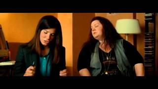 Сандра Бълок говори на Български (Sandra Bullock talks Bulgarian) Ashburn: It is Bulgarian, is it not? Tatiana: No, I'm fucking French. Mullins: Oh, jeez. As...