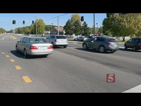 New Turn Signal Comes To Franklin Traffic Lights