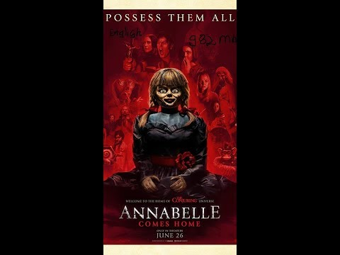 how to download annabelle comes home (FULL HD) english or hindi