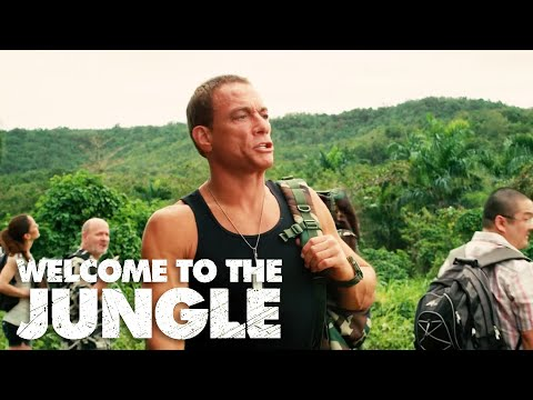 Welcome to the Jungle | Trailer