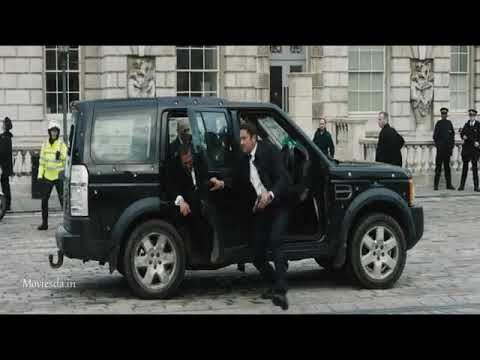 London Has Fallen  (Tamil) helicopter attack scene