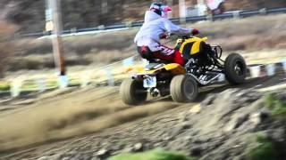 6. Can-am Ds450 Raw Clips