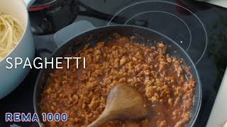 Doffen var ikke dau |Spaghetti |REMA 1000