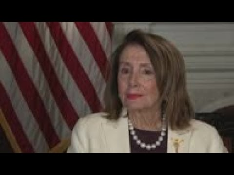 Pelosi to AP: 2020 Dem ticket doesn't need a woman