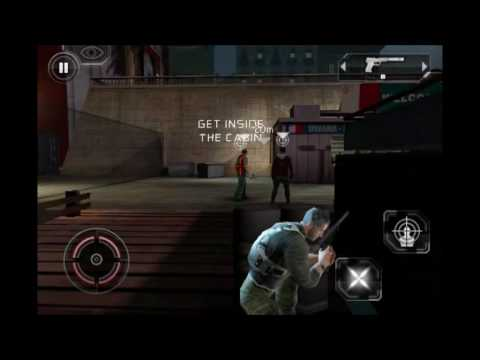 Splinter Cell Conviction recensioni e video versione iPhone