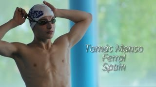 Fraga Spain  city photos gallery : College Swimming Recruitment - Tomás Manso Fraga (Spain) - FALL 2016