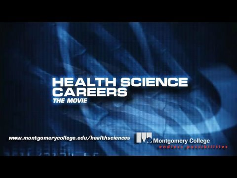 healthcare career - Health Science Careers: The Movie follows a patient through a simulated accident, treatment and recovery, highlighting the health sciences that one can study...