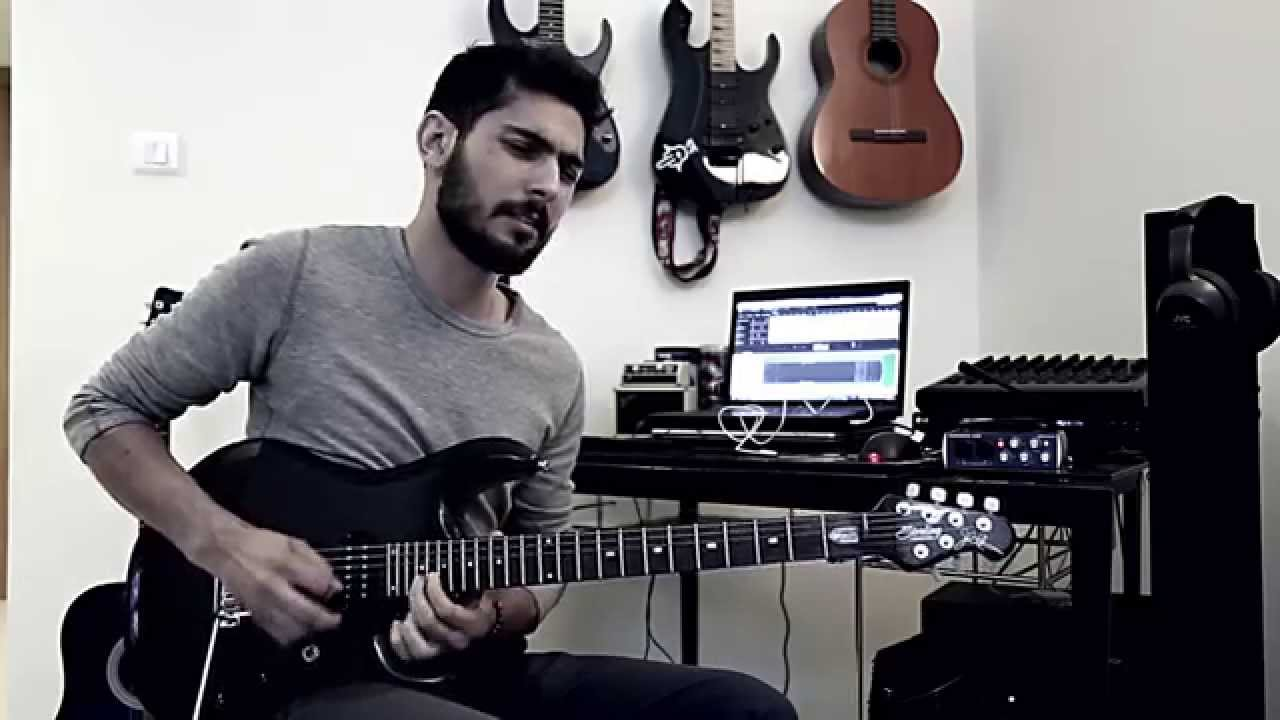 Adele Meets Rock – Skyfall Electric Guitar Cover