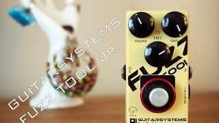 GuitarSystems Fuzz Tool Jr., Esquire, Blues Junior