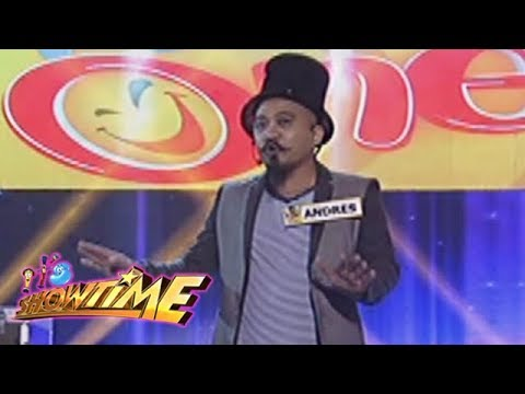 It's Showtime Funny One: Anthony Andres | Semifinals