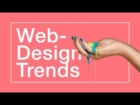 Trending Website Design tips 2017 & 2018