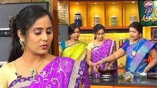 Abhiruchi - 8th January 2014 (Four recipes with tips)