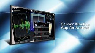 Sensor Kinetics YouTube video