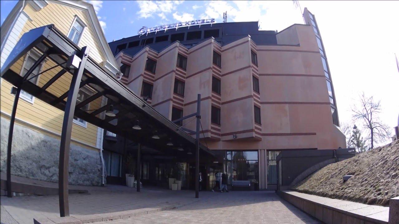 Lapin mystiikkaa Oulun keskustassa<br /> - Lapland hotel Oulu