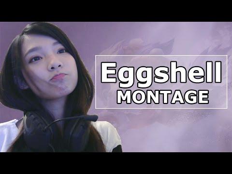 台服正妹 : 蛋殼裡面有美女montage