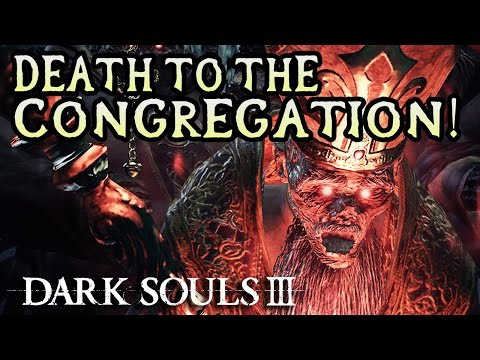 DEACONS OF THE DEEP BOSS! Dark Souls 3 PC Solo Rage! (#6)
