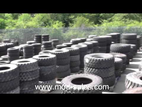 Tyres For Sale by tender, 24 July 2014