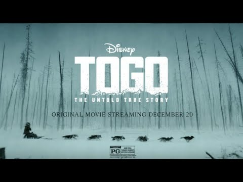 DISNEY'S TOGO: THE UNTOLD TRUE STORY Official trailer (2019)