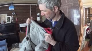 Туристический спальный мешок  для низких температур Alexika Aleut Compact