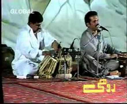 lookgeet - Kamli Na la Akhiyan, Asif Shahzada, lookgeet singing live. very famous saraiki singer.