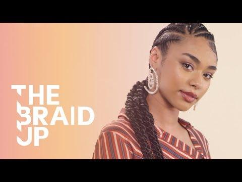 Senegalese Flat Twist | The Braid Up | Cosmopolitan