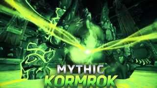 Mythic Kormrok Kill