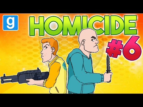 Homicide (Garry's Mod)  Accidentally Racist?!